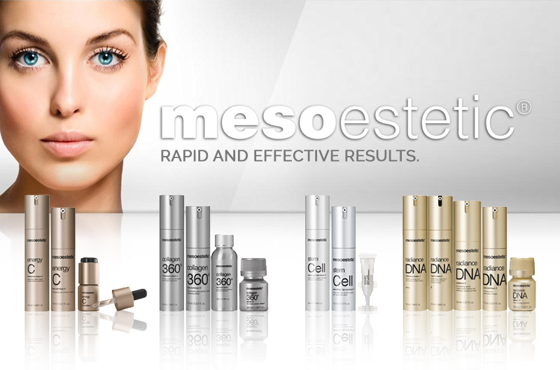 Mesoestetic preparaty