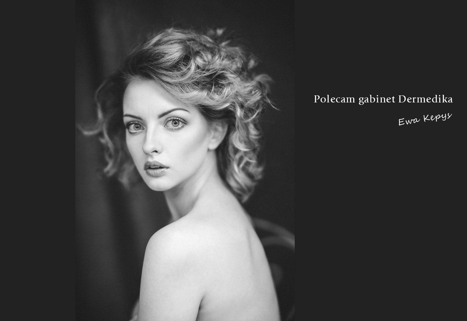 Polecam salon Dermedika - Ewa Kępys